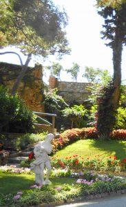 Capri. Jardines de Augusto