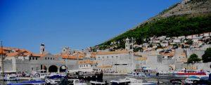 Dubrovnik. Puerto