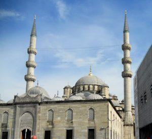 Estambul. Mezquita Nueva.