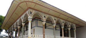 Estambul Palacio Topkapi.