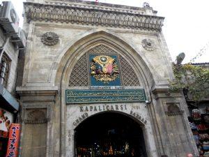 Estambul Gran Bazar.