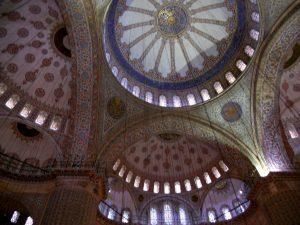 Estambul. Mezquita Azul