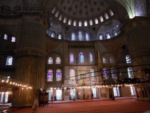 Estambul Mezquita Azul.
