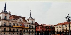 León. Plaza Mayor