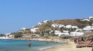 Mykonos. Agios Stefanos