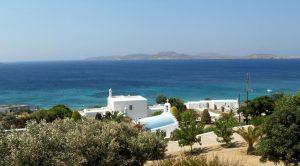 Mykonos. Playa de Agios Stefano