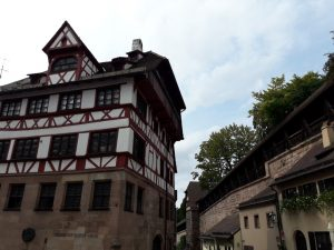 Nuremberg. Casa de Alberto Durero.