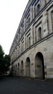 Nuremberg. Dokumentatioszentrum.