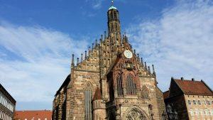 Nuremberg. Frauenkirche