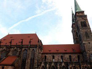 Nuremberg. Iglesia de San Sebaldo