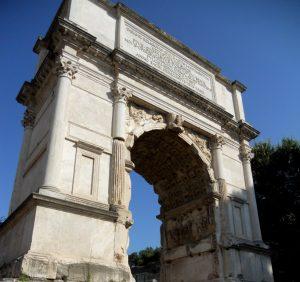 Roma. Arco de Tito