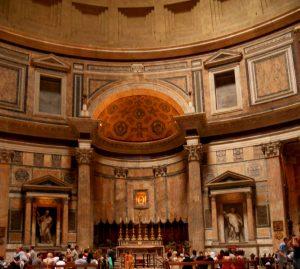 Roma. Panteón.