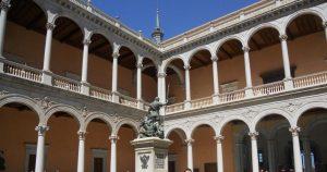 Toledo. Alcázar