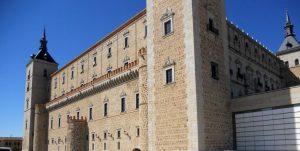 Toledo. Alcázar.