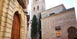 Toledo. Iglesia de San Román.