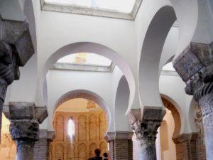 Toledo. Mezquita del Cristo de la Luz