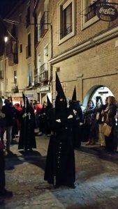 Toledo. Procesión del Santo Entierro