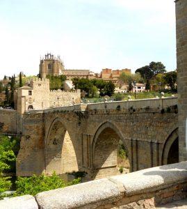 Toledo. Puerta de San Martín