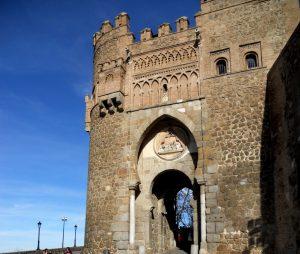 Toledo. Puerta del Sol.