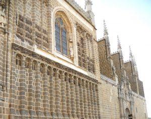Toledo. San Juan de los Reyes
