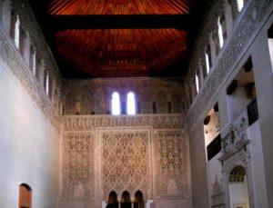 Toledo. Sinagoga del Tránsito