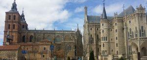 Astorga. Catedral y Palacio Eppiscopal