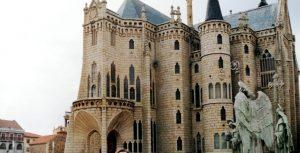 Palacio Episcopal de Gaudí. Astorga