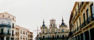 Astorga. Plaza Mayor.