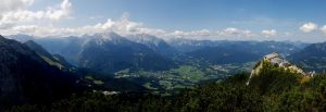 Berchtesgaden. Nido del Águila. Alemania