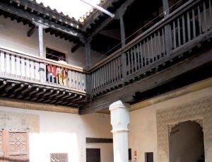Toledo. Casa Museo de El Greco.