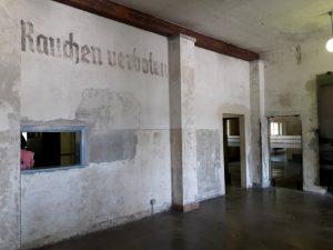 Dachau. Edificio principal