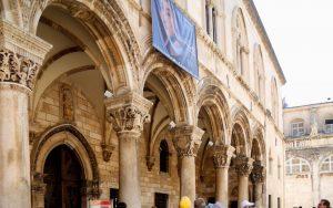 Dubrovnik. Palacio del Rector