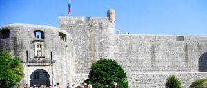 Dubrovnik. Puerta de Pile