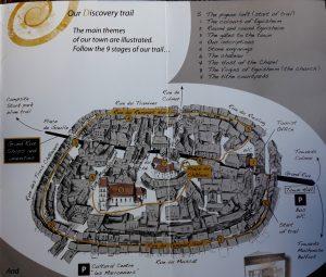 Plano de Eguisheim