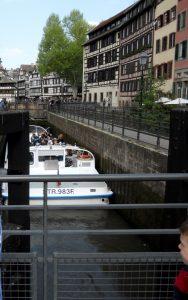 Estrasburgo. Pequeña Francia. Canales