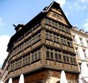 Estrasburgo. Casa Kammerzell