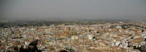 Granada desde la Alcazaba