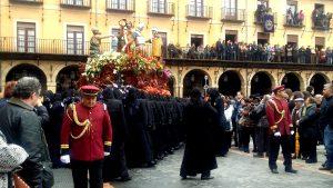 Procesión de los Pasos. León