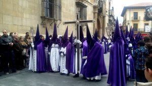 Procesión del Santo Entierro. León.