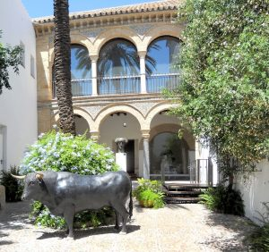 Córdoba. Museo taurino