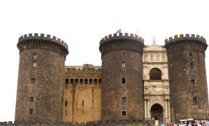Nápoles. Castel Nuovo