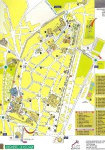 Plano de Astorga
