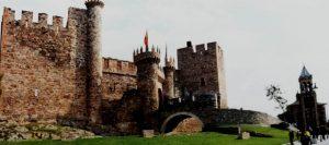 Ponferrada. Castillo de los Templarios
