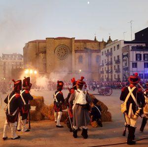San Sebastián. Conmemoración 31 agosto.