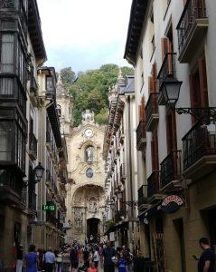 San Sebastián. Calle Mayor