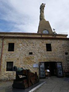 San Sebastián. Monte Urgull. Casa de la Historia