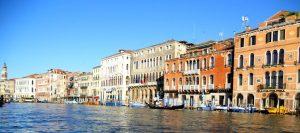 Venecia. Gran Canal