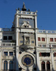 Venecia. Torre del Reloj