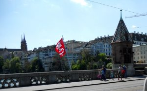 Basilea. Puente Mittlere.