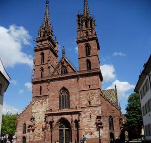 Basilea. Catedral.